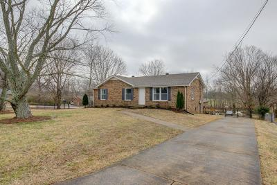 Clarksville Single Family Home Under Contract - Showing: 928 Kenwood Dr
