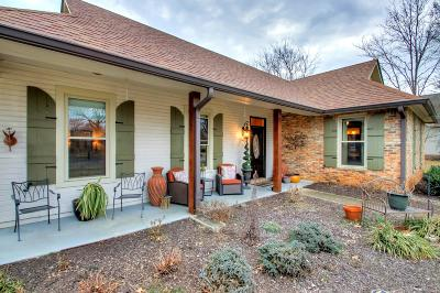 Single Family Home Under Contract - Not Showing: 2706 Wellington Pl