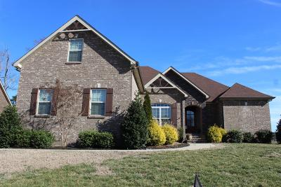 Clarksville Single Family Home For Sale: 2991 Prince Dr