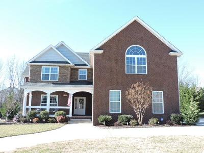 Azalea Trace Single Family Home Under Contract - Showing: 3002 Prince Dr