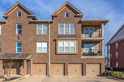 Thompsons Station  Condo/Townhouse Under Contract - Not Showing: 2000 Newark Ln Unit G302
