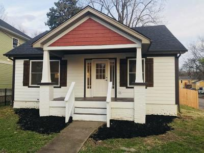 Nashville Single Family Home For Sale: 1101 North 2nd St
