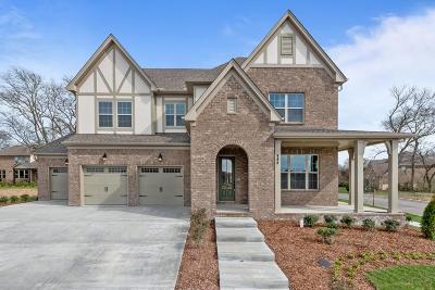 Hendersonville Single Family Home For Sale: 152 Ashington Circle Lot 38