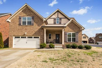 Spring Hill Single Family Home For Sale: 3036 Dogwood Trl