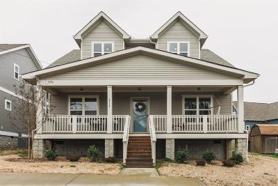 East Nashville Single Family Home Under Contract - Showing: 2413 B Pafford Dr