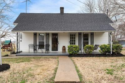 Springfield Single Family Home Under Contract - Not Showing: 4522 Corbin Sneed Rd