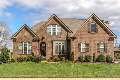 Williamson County Single Family Home For Sale: 4108 Banner Square Ln