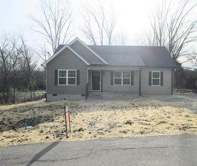 Marshall County Single Family Home For Sale: 397 Will Murphy Rd