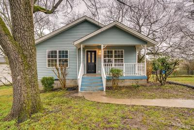Madison Single Family Home For Sale: 201 A E Due West Ave