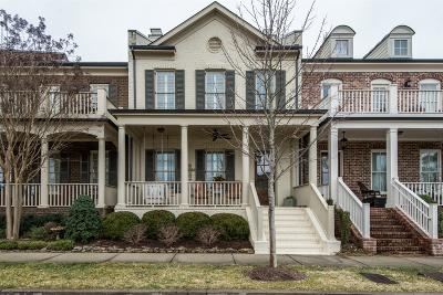 Franklin Single Family Home For Sale: 1377 Eliot Rd