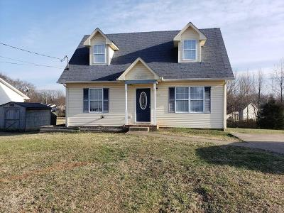 Christian County Single Family Home Under Contract - Not Showing: 1007 Poppyseed
