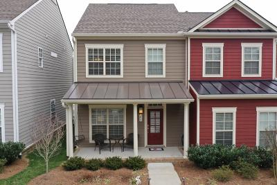 Nolensville Condo/Townhouse For Sale: 2010 Oak Trail Dr