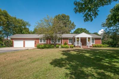 Smyrna Single Family Home For Sale: 528 Rock Springs Rd