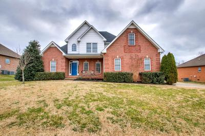 White House Single Family Home For Sale: 108 Bedrock Dr
