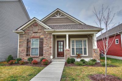 Nolensville Single Family Home Under Contract - Not Showing: 1123 Frewin St
