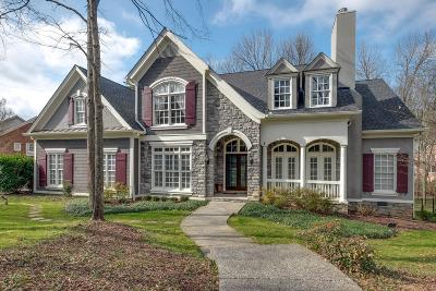 Franklin Single Family Home For Sale: 2020 Waterstone Dr