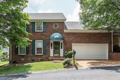 Brentwood Condo/Townhouse Under Contract - Showing: 1524 Mooreland Blvd