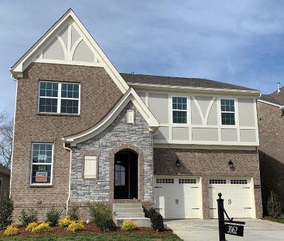 Lebanon Single Family Home For Sale: 1074 River Oaks Blvd Lot #117