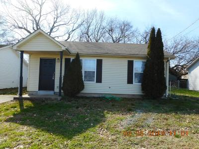 Christian County Single Family Home Under Contract - Not Showing: 1041 Shadow Ridge Ave