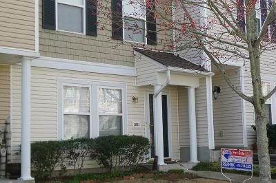 Antioch TN Condo/Townhouse Under Contract - Not Showing: $179,900
