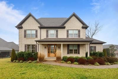 Hendersonville Single Family Home Under Contract - Showing: 1046 Heathrow Dr