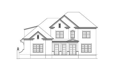 Thompsons Station Single Family Home Under Contract - Not Showing: 3656 Ronstadt Road Lot 6044