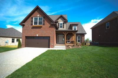 Spring Hill Single Family Home Under Contract - Not Showing: 3063 Spade Drive Lot 256