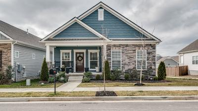 Nolensville Single Family Home Under Contract - Showing: 4020 Liberton Way