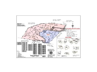 Rutherford County Residential Lots & Land For Sale: Burks Hollow Rd.