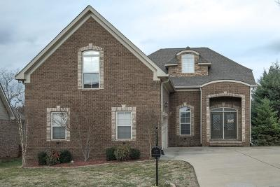 Mount Juliet TN Single Family Home Under Contract - Showing: $379,900