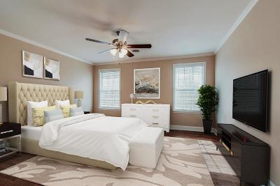 Nashville Single Family Home For Sale: 203 Bellevue Rd