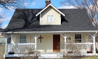 Madison Single Family Home For Sale: 101 Sarver Ave