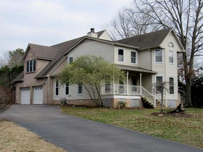 Columbia Single Family Home For Sale: 1014 Chickasaw Trl