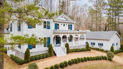 Franklin Single Family Home Under Contract - Showing: 5464 Parker Branch Rd
