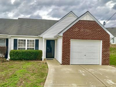 Smyrna Single Family Home Under Contract - Showing: 711 Erie Ct