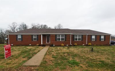 Columbia Single Family Home Under Contract - Not Showing: 613 Compton Ln