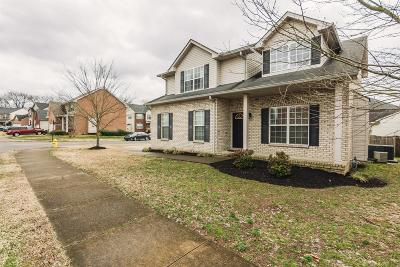 Hendersonville Single Family Home For Sale: 100 Meadow Creek Ct