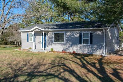 Joelton TN Single Family Home Sold: $183,000
