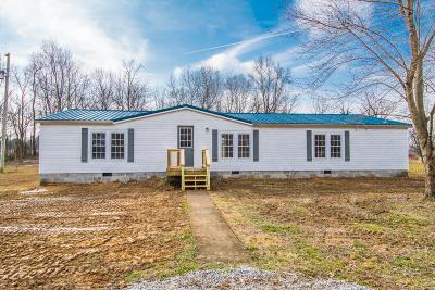 Springfield Single Family Home Under Contract - Not Showing: 5231 Ezbon Holland Rd
