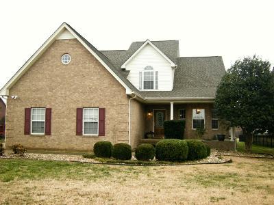 Single Family Home For Sale: 1802 Joben Dr