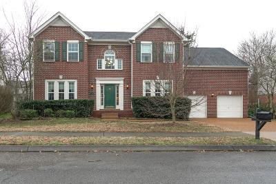 Franklin  Single Family Home Under Contract - Not Showing: 111 Lancelot Ln