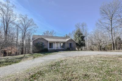 Single Family Home Sold: 3381 Backridge Rd