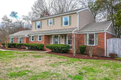 Single Family Home For Sale: 1464 Haynes Dr