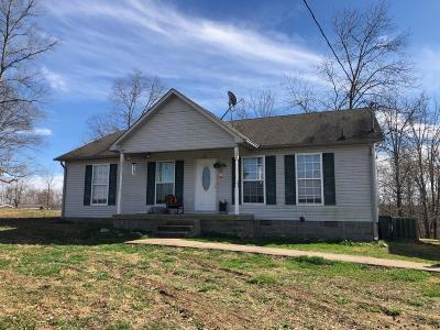 Lawrenceburg Single Family Home Under Contract - Not Showing: 121 Clifton Rd