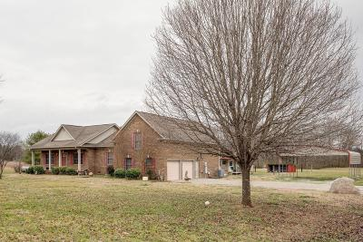 Columbia Single Family Home Under Contract - Not Showing: 1039 Old Lewisburg Hwy