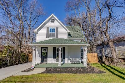 Nashville Single Family Home For Sale: 2312 Seifried St