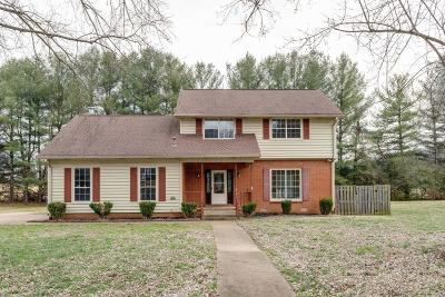 Columbia Single Family Home Under Contract - Showing: 106 Concord Dr