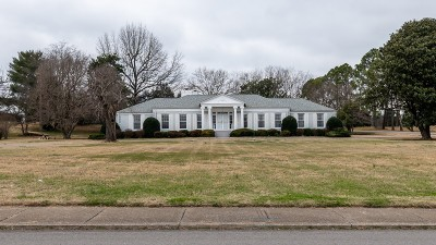 Nashville Single Family Home For Sale: 3060 Lebanon Pike