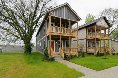 Nashville Single Family Home For Sale: 1805 Cephas St