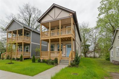 Nashville Single Family Home For Sale: 1807 Cephas St